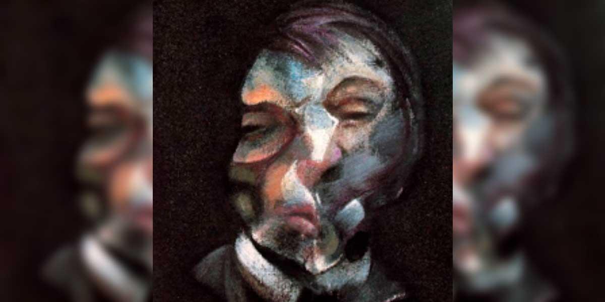Francis Bacon Autorretrato  (1971)