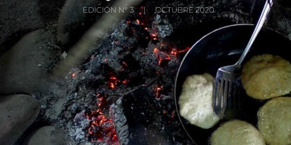 """""""Dulzura, Sabrosura y Sazón"""",  la revista gastronómica creada por estudiantes en plena pandemia"""