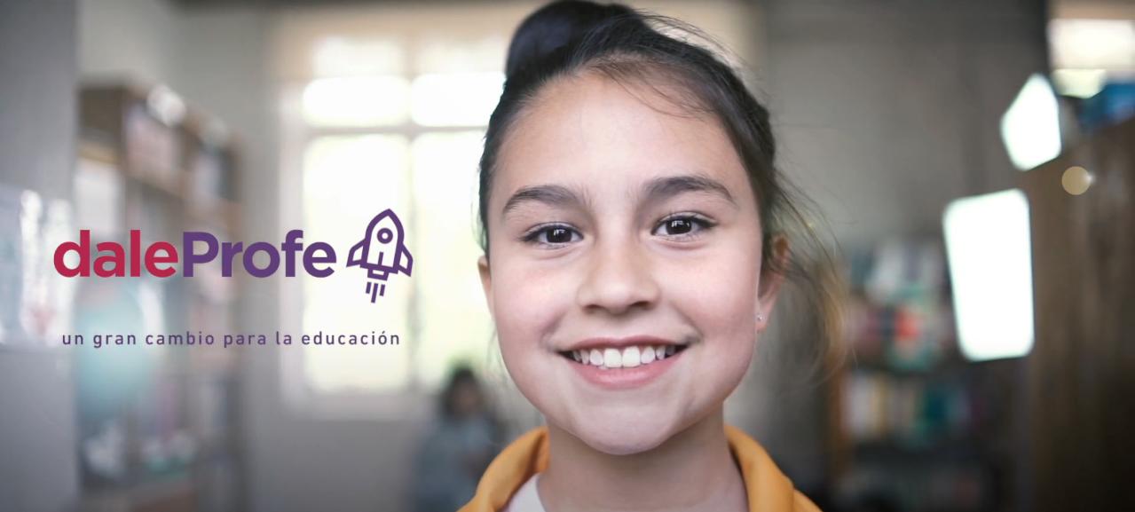 daleProfe invita a profesores a presentar proyectos para buscar financiamiento hasta el 22 de enero