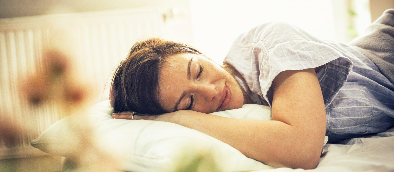 Prácticas para un buen dormir
