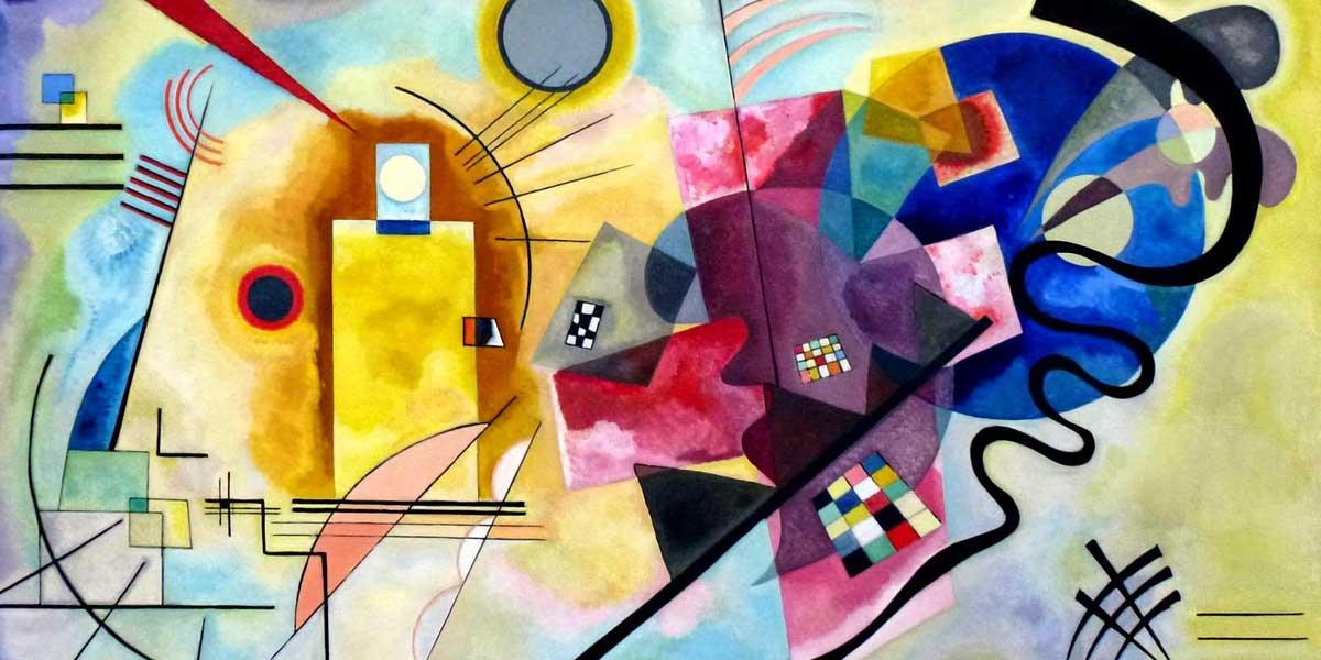 """¿Cómo me siento hoy?: Transitando por las emociones en el arte """"Wasili Kandinski y el sonido de los colores"""""""