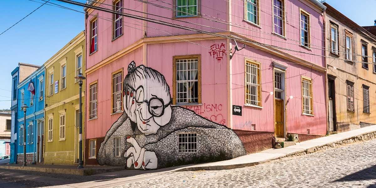 El arte sale a la calle. Murales: un museo al aire libre