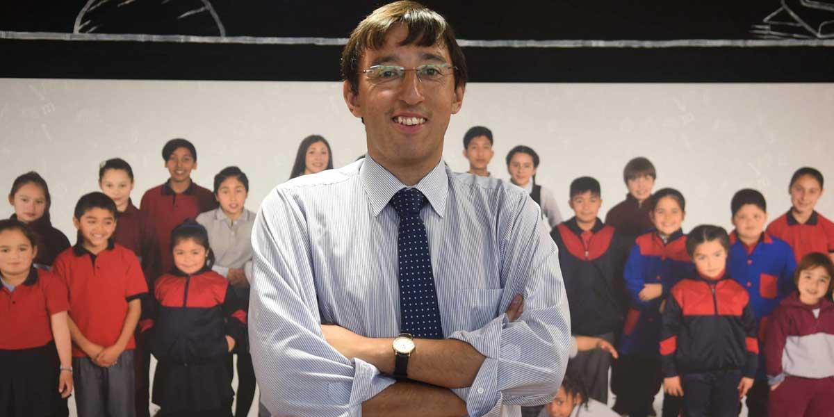 """Andrés Pérez Nicolas, """"Recuerdo a mis profesores de física y matemática: nos hacían pensar y nos desafiaban"""""""