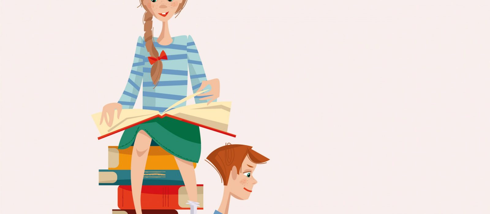 10 libros para leer en familia con niños grandes