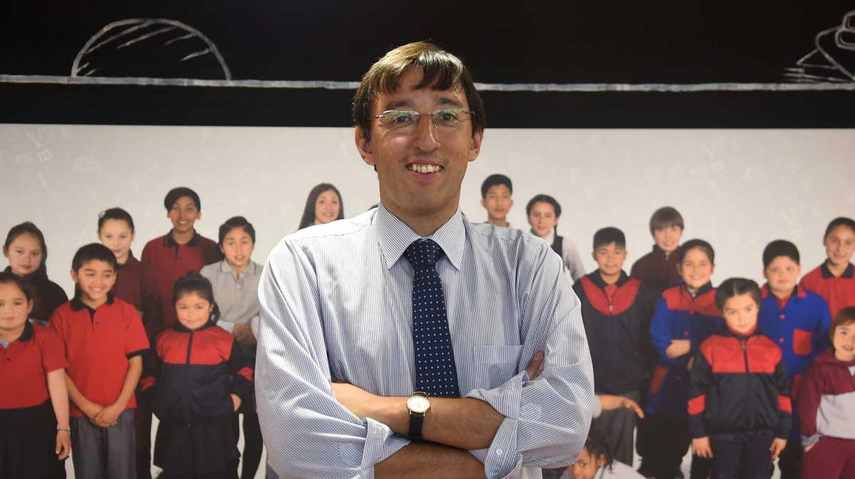 Andrés Pérez Nicolas,secretario ejecutivo de Educación Técnico-Profesional del Mineduc: Lecciones que deja el covid-19