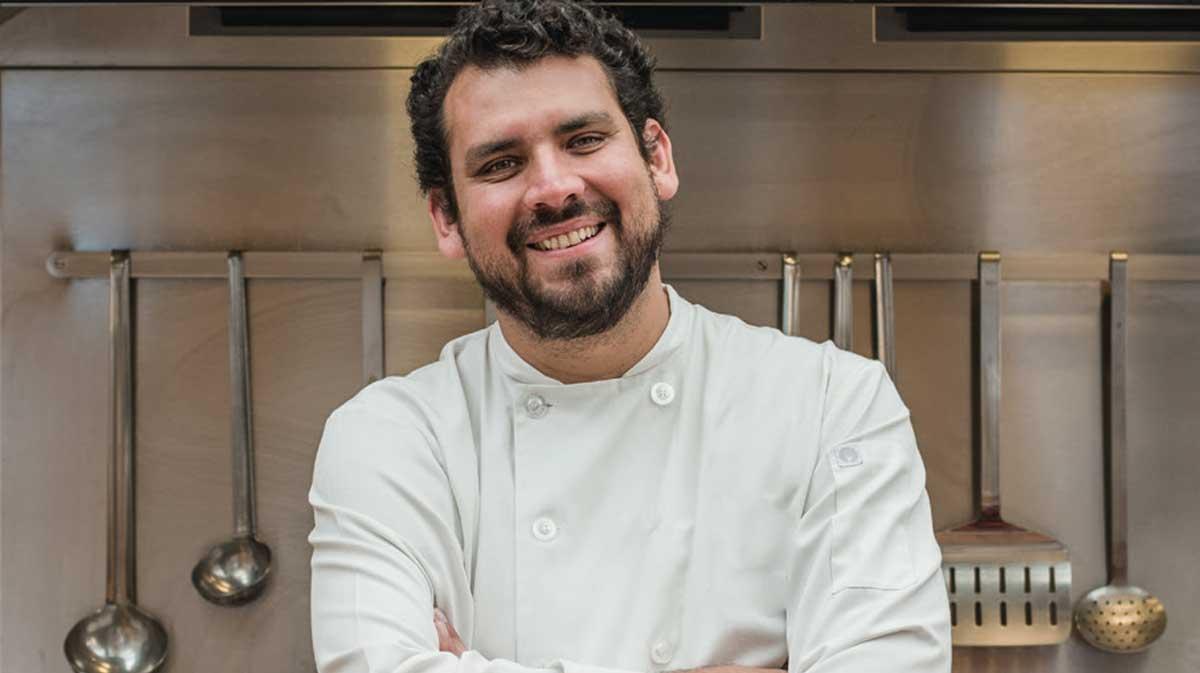 Juan Pablo Mellado, Motor de la cocina chilena