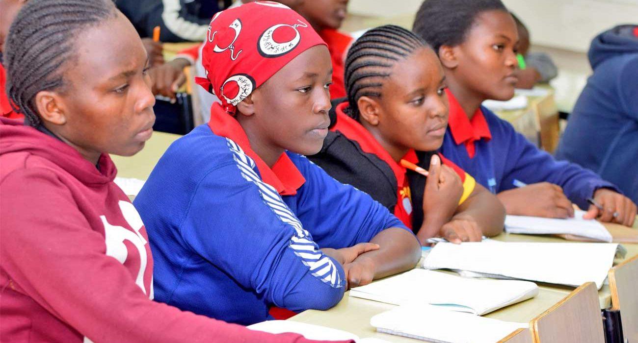 El programa Macheo, en Nairobi: Un nuevo amanecer para los adolescentes en Kenia
