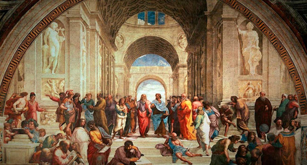 La Escuela de Atenas: una mirada clásica y renacentista