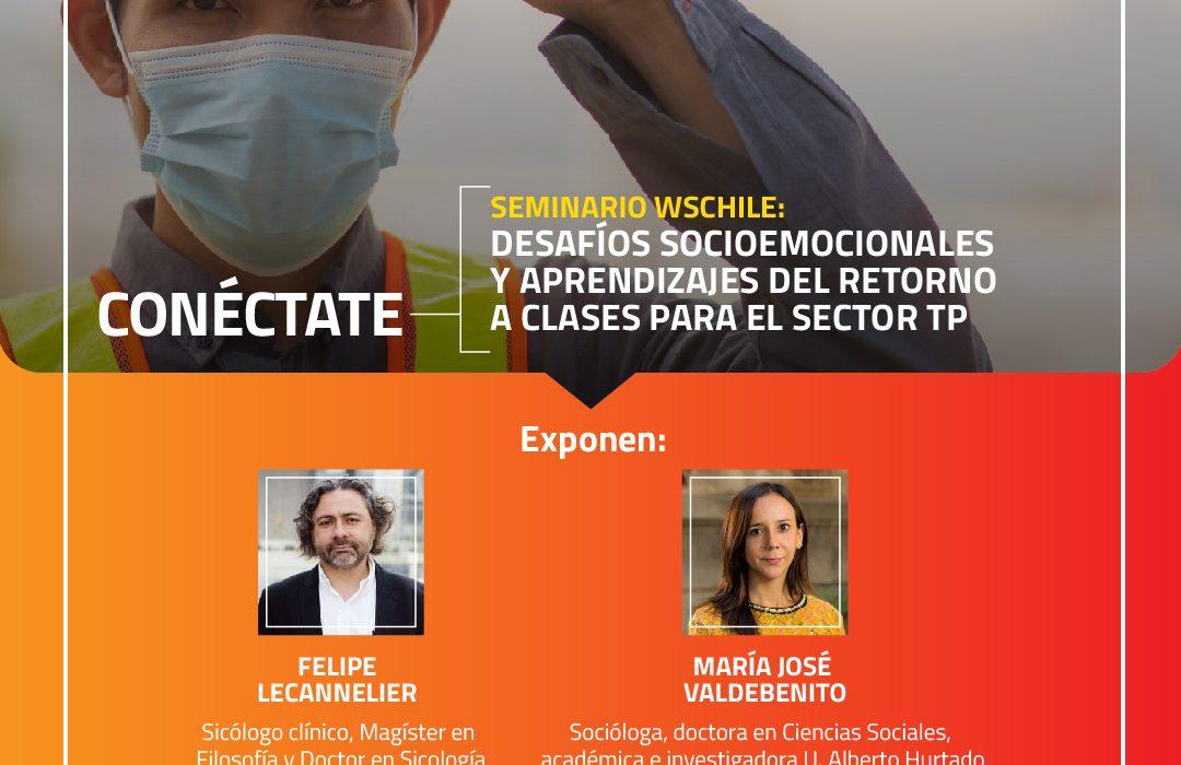 Seminario Online: Desafíos socioemocionales y aprendizajes del retorno a clases