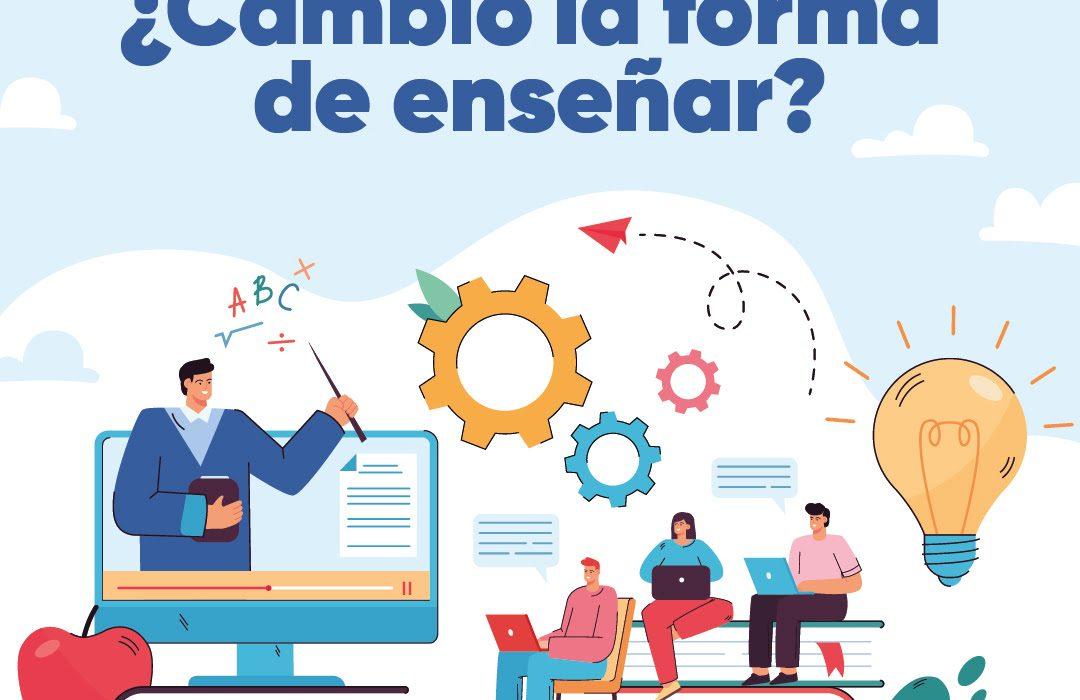 SEMINARIO ONLINE: ¿Cambió la forma de enseñar?