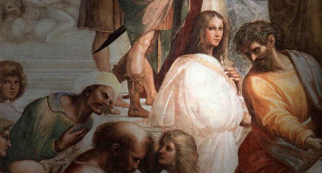 Rafael Sanzio y Margherita, una gran historia de amor y arte