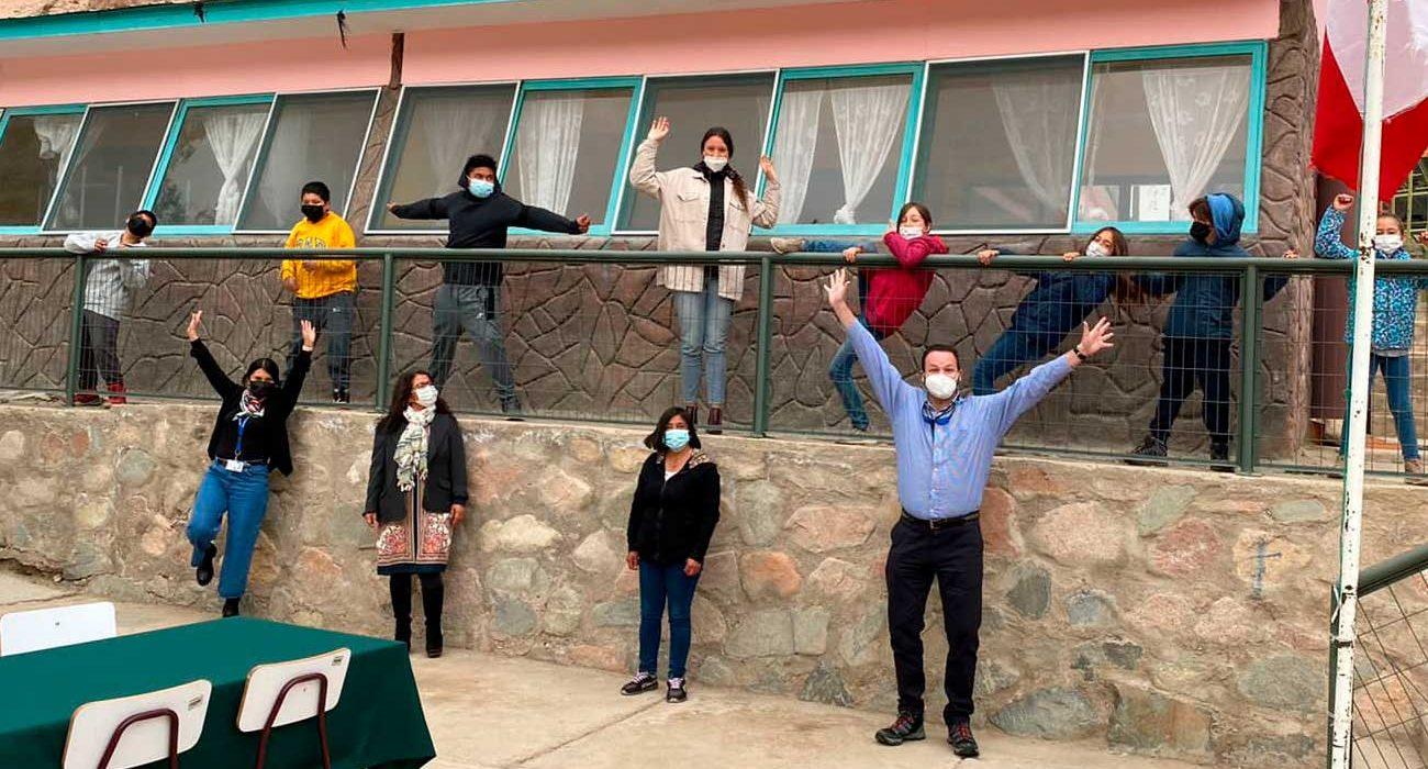 Escuelas rurales, ¿cómo han trabajado en pandemia?