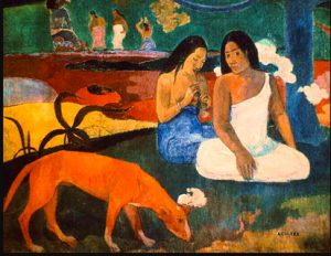 Arte] FAUVISMO: Henri Matisse – Paul Gauguin