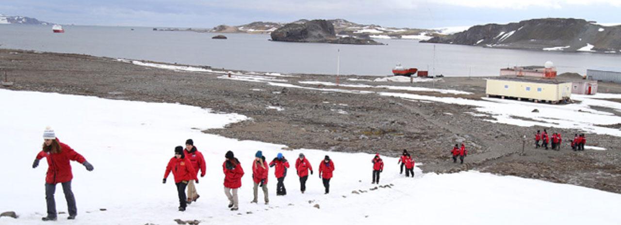 Feria Antártica Escolar busca escolares interesados en investigar